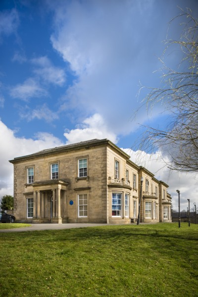 Smith Art Gallery. Brighouse