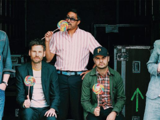 Event - When All is Quiet:   Kaiser Chiefs In Conversation with York Art Gallery
